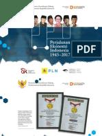 Buklet Ekonomi Indonesia 18x24cm