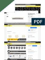 Anúncio Casio Privia PX-160GD - ML