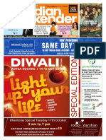 Indian Weekender 13 October 2017