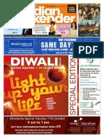Indian Weekender 13 October 2017