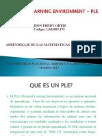 Presentación Del P.L.E