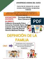 Familia Como Contexto Del Desarrollo