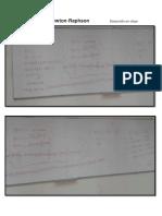 Método de Newton (2)