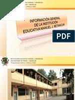 Postulacion Premios Medellin, La Mas Educada 2007 i.e. Manuel j. Betancur