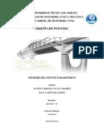 Puente Parametrico