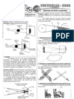 Física - Pré-Vestibular Impacto - Óptica - Princípios Fundamentais