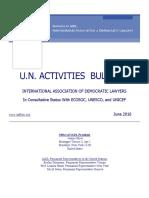 IADL Bulletin June 2010