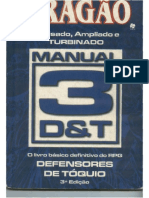 3D&T - Manual - Revisado, Ampliado e Turbinado (OCR) - Biblioteca Élfica.pdf