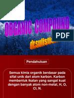 Organic Compound Ok Ind
