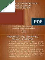 d. Internacional Privado Dip- Concepto