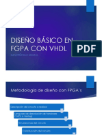 Metodología en Fgpa Con Vhdl