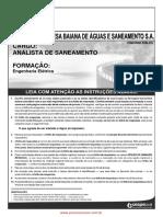 EMBASA ENGENHEIRO ELETRICISTA