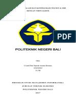 INSTALASI DAN KONFIGURASI TELNET & SSH DENGAN VIRTUALBOX_Ananta Kusuma_1515323013.docx