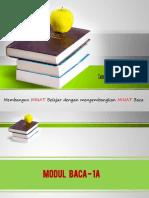 Slide Tahap Awal Part Modul B-1a PDF