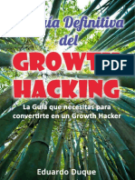 Guia de Growth Hacking Eduardo Duque