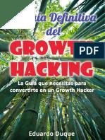 Guia de Growth Hacking Eduardo Duque