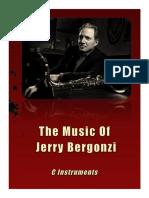 Bergonzi - The Music of Jerry Bergonzi (C)