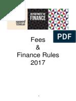 2017 Fee Booklet Durban