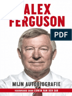 Alex Ferguson - Mijn Autobiogra - Alex Ferguson