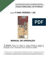 Relé Pextron URPP 2405