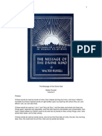 Walter Russell - The Message of the Divine Iliad (Vol. 2)