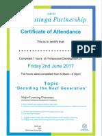 panalatinga partnership 2017