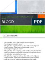 Anemia & Hematopoietic Growth Factors, Mineral &