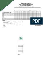 Contoh Evaluasi Terhadap Pelaksanaan Hasil Pelatihan Doc