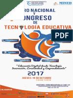 Programa Oficial Congreso 2017