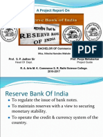 Mahale Project Reserve Bank of India 11
