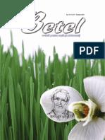 Revista Betel - Nr. 37/2011