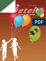 Revista Betel - Nr. 39/2011