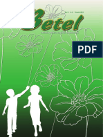 Revista Betel - Nr. 41/2012