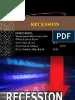 Presentation Recession