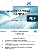Aula2 Didatica Do Ensino Superior Estacio Fic