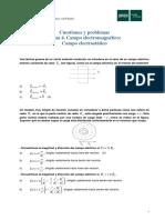 Problemas Resueltos Tema 4a Campo Electrostático