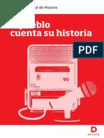 El Pueblo Cuenta Su Historia