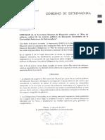 2012-06-11-Secretaría General Educación Relativa Refuerzo Estival Centros Públicos