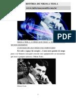 Historia de Nikola Tesla