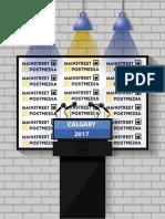 Mainstreet - Calgary Election 2017 Final