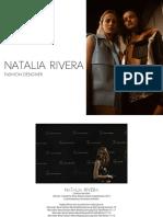 Natalia Rivera Portfolio