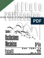 7501-14 FISCA - Oscilaciones Mecánicas -Cap 1