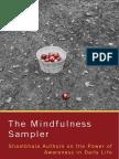 Mindfulness Sampler (2014) Shambhala