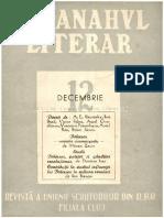 Almanah literar