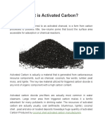 What is Activated Carbon