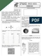Física - Pré-Vestibular Impacto - Termologia