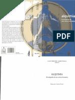 Alquimia - Enciclopedia de Una Ciencia Hermética - Claus Priesner, Karin Figala