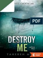 1.5 Destroy me