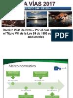 Licenciamiento D 2041 de 2014