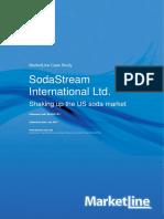 SodaStream Market Study
